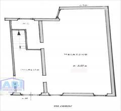 Appartamenti in Vendita - Magazzino in affitto a rimini centro storico