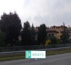 Villetta a schiera all'asta in via provinciale 16, pessano con bornago (mi)
