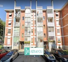 Appartamento all'asta in via gladioli 8, rozzano (mi)