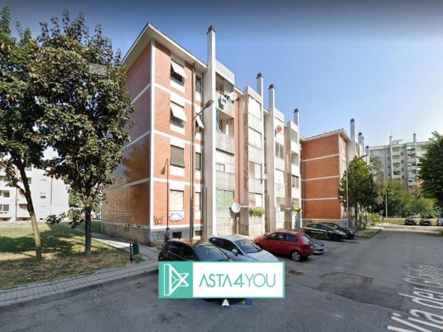 Case - Appartamento all'asta in via gladioli 8, rozzano (mi)