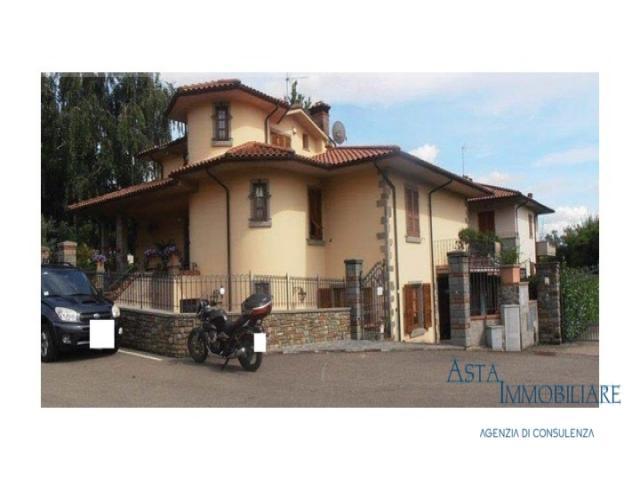 Case - Villa bifamilare- frazione san giustino valdarno, via paganini 1 - loro ciuffenna (ar)