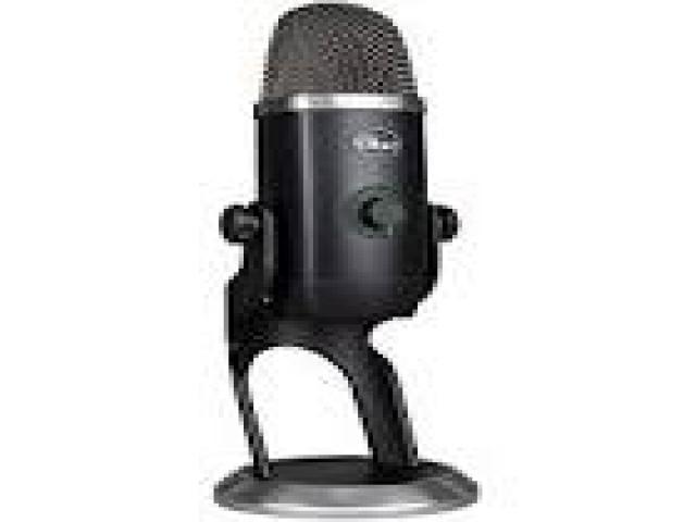 Telefonia - accessori - Beltel - blue yeti x microfono vera svendita