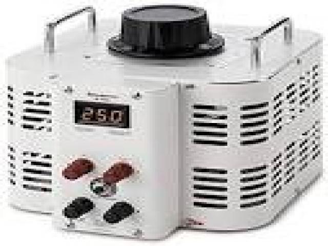 Telefonia - accessori - Beltel - bronson vc 5000 trasformatore variabile variac molto conveniente