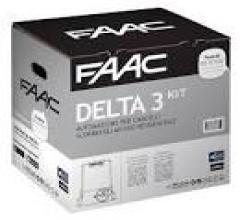 Beltel - faac delta 3 kit automazione per cancelli tipo occasione