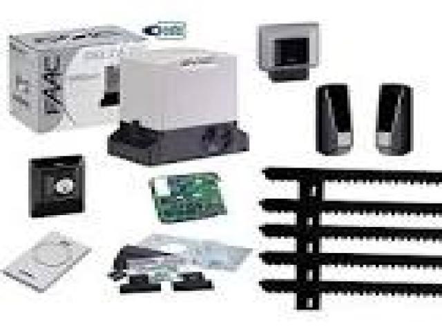 Telefonia - accessori - Beltel - faac delta 2 740 kit cancello vera promo
