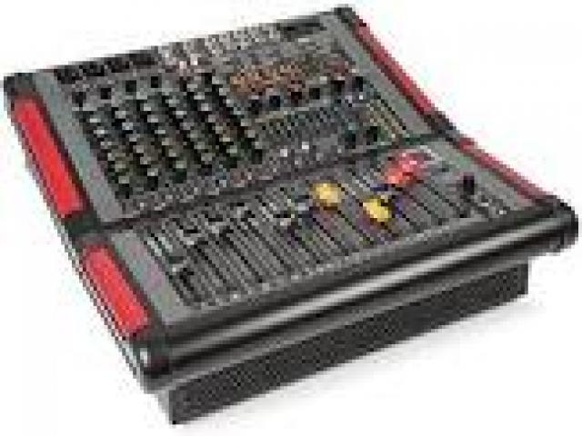 Telefonia - accessori - Beltel - power dynamics pda-s804a mixer tipo conveniente