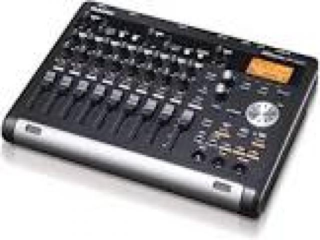 Telefonia - accessori - Beltel - tascam dp-03sd registratore digitale ultimo tipo