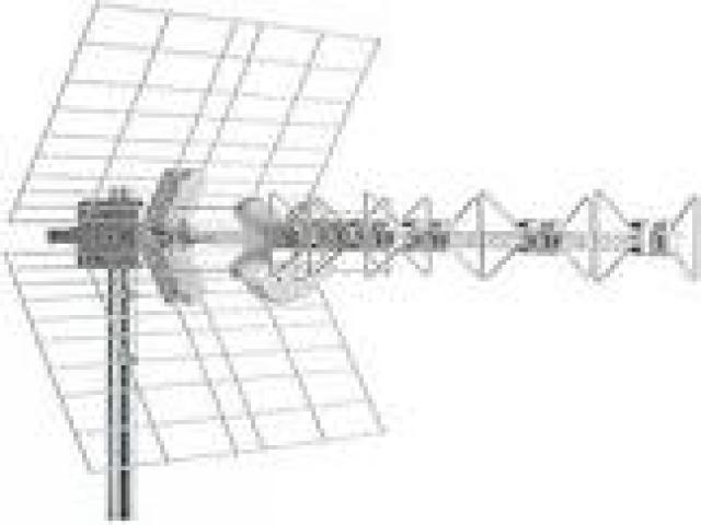 Telefonia - accessori - Beltel - fracarro 217910 blu5hd antenna tv tipo conveniente