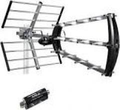 Beltel - metronic 415044 antenna tv tripla ultima svendita