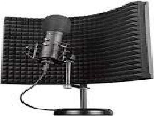 Telefonia - accessori - Beltel - trust gaming microfono con schermo tipo offerta