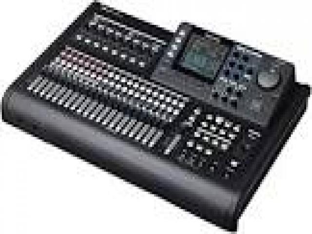 Telefonia - accessori - Beltel - tascam dp-32sd 32 track digital vera promo