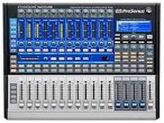 Telefonia - accessori - Beltel - studiolive 16.0.2. usb mixer molto conveniente