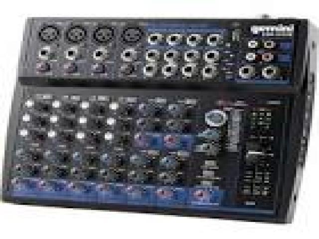 Telefonia - accessori - Beltel - gemini gem 12 usb mixer ultimo tipo