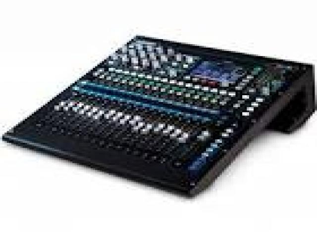 Telefonia - accessori - Beltel - g-mark mixer digitale 16 ch tipo promozionale