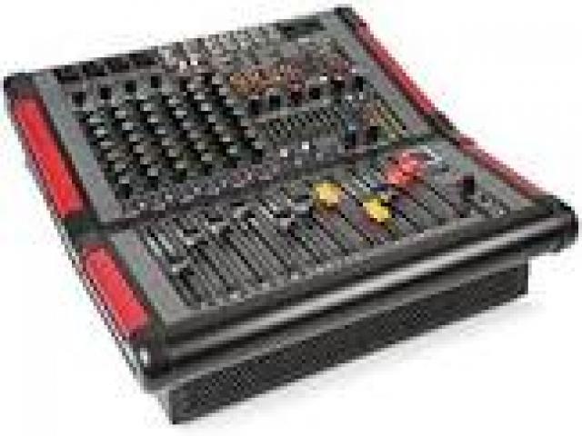 Telefonia - accessori - Beltel - power dynamics pda-s804a mixer audio'pro ultimo tipo