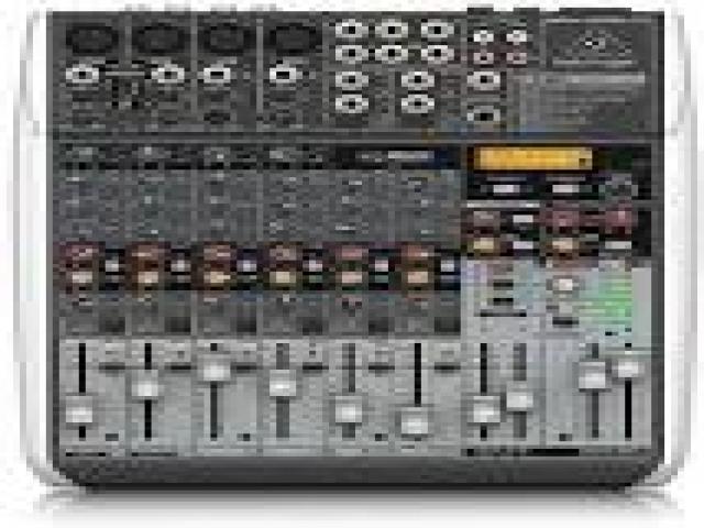 Telefonia - accessori - Beltel - behringer xenyx qx1204usb mixer audio ultima offerta