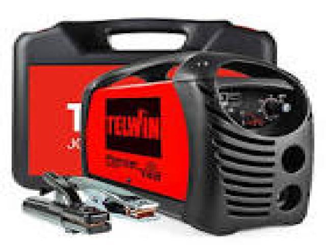 Telefonia - accessori - Beltel - telwin 815856 force 145 saldatrice ultima promo