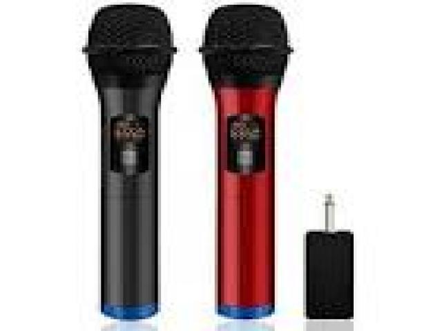 Telefonia - accessori - Beltel - tonor microfono senza fili vera svendita