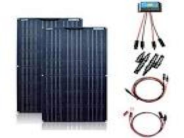 Telefonia - accessori - Beltel - renogy 200w kit pannello solare tipo conveniente