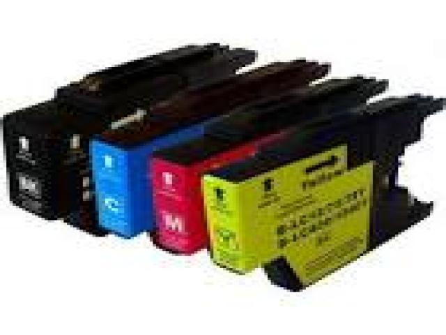 Telefonia - accessori - Beltel - brother lc1240 - lc1280 2 multipack tipo economico
