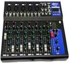 Beltel - bes mixer controller audio professionale 7 canali vera promo