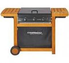 Beltel - campingaz barbecue gas adelaide 3 woody dual gas molto economico