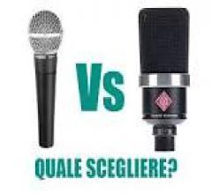 Beltel - tonor microfono dinamico professionale tipo economico