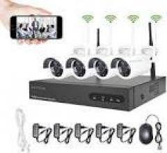 Beltel - smartsf kit videosorveglianza wifi ultima promo