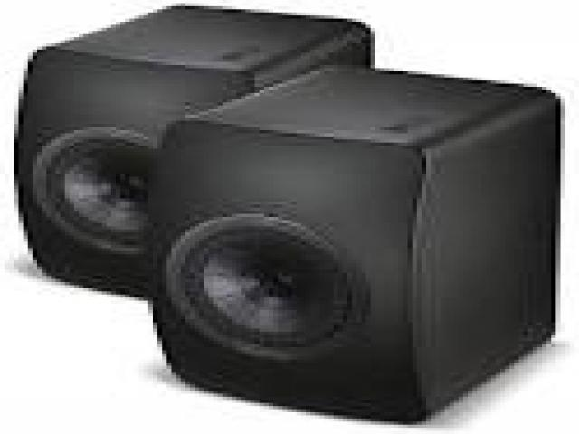 Telefonia - accessori - Beltel - kef lautsprecher ls 50 black edition vero affare