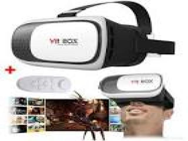 Telefonia - accessori - Beltel - vr box visore 3d realta' virtuale ultimo tipo