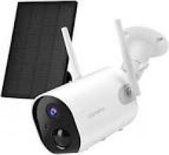 Beltel - ctronics 1080p telecamera wifi esterno con pannello solare vera svendita