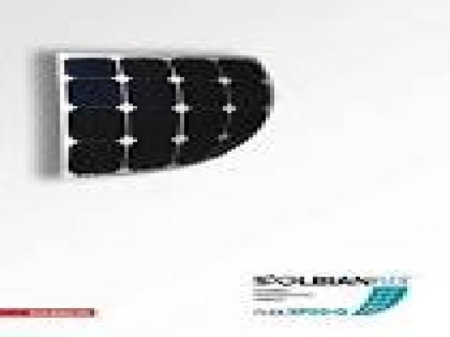 Telefonia - accessori - Beltel - saronic pannello solare flessibile 50w tipo nuovo