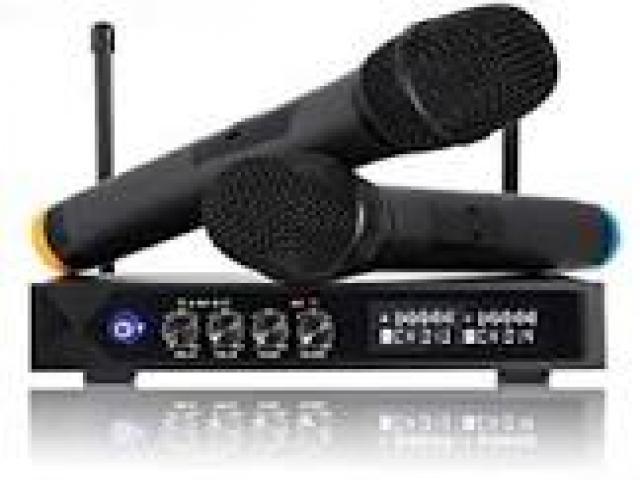Beltel - roxtak s9-uhf microfono senza fili tipo occasione