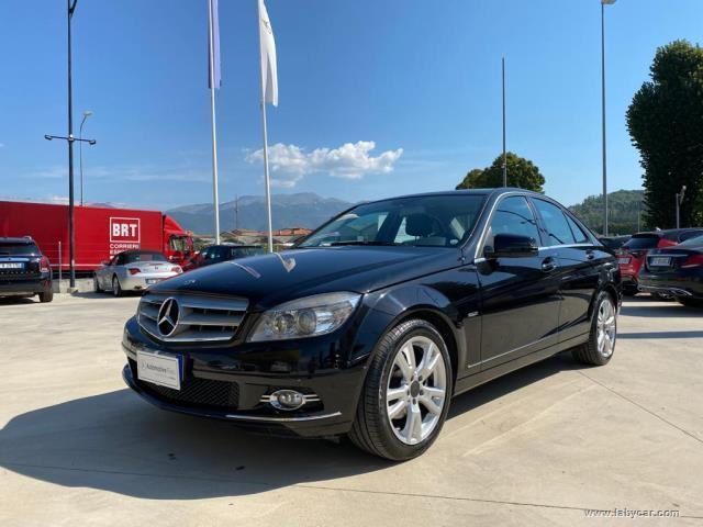 Mercedes-benz c 250 cdi blueefficiency avantgarde