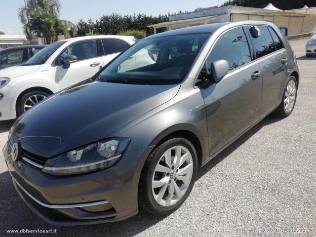 Volkswagen golf 1.6 tdi 115cv 5p. executive bmt