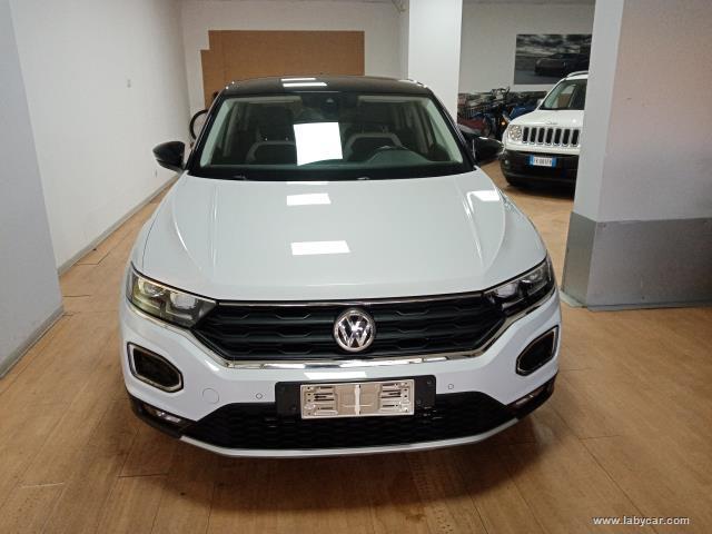 Volkswagen t-roc 2.0 tdi 150 dsg 4motion adv. bmt