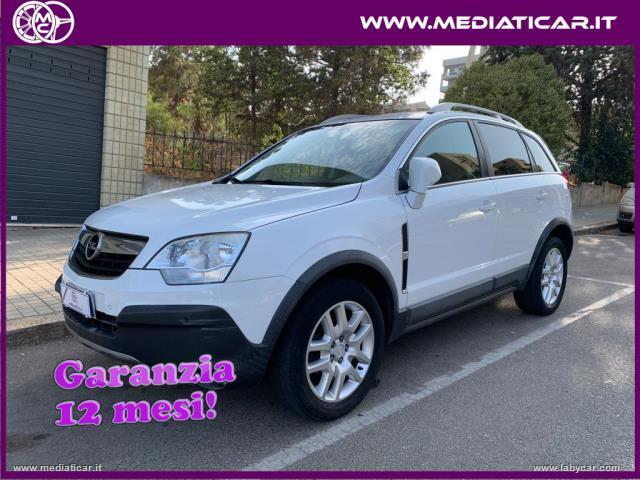 Opel antara 2.0 cdti 127cv 4x2 edition plus