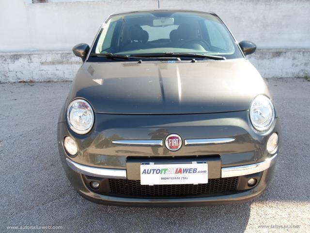 Fiat 500 1.3 mjt 95 cv by diesel