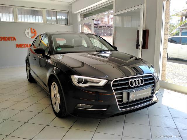 Audi a3 spb 1.6 tdi