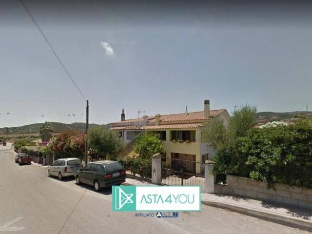 Villetta all'asta in via sandro pertini 12, localita' porto san paolo, loiri (ss)