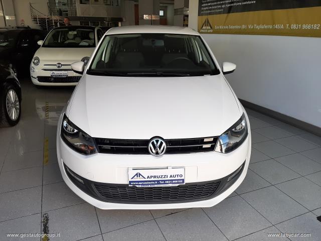 Volkswagen polo 1.2 70 cv 5p. comfortline