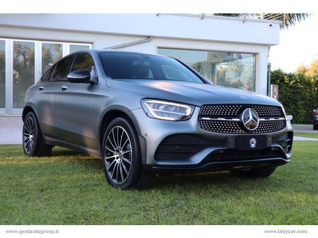 Mercedes-benz glc 300 d 4matic coupé premium plus