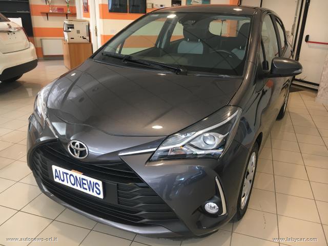 Toyota yaris 1.0 5p. business