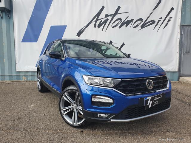 Volkswagen t-roc 1.6 tdi scr business bluemot.tech.