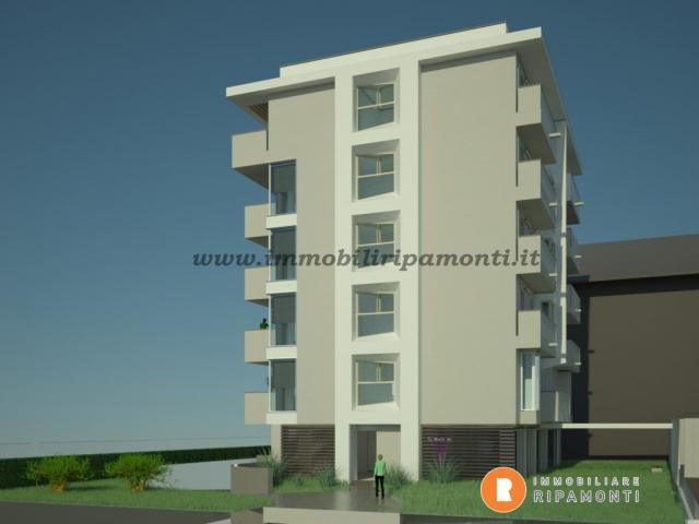 Case - Trilocale con terrazzo panoramico, terzo piano