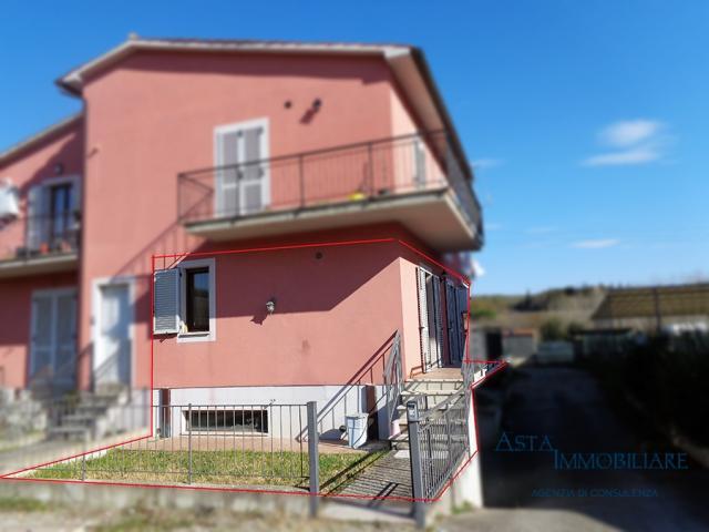 Case - Appartamento - via piave 3 - loc. torrenieri - buonconvento (si)