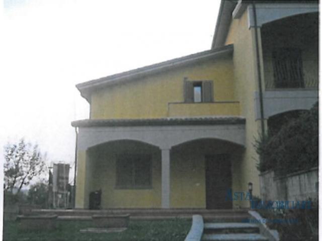 Terratetto - localita' casino - fortini 23/d - bucine (ar)