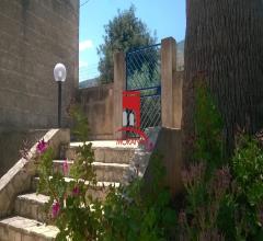 Villetta indipendente con giardino  vista mare bonagia