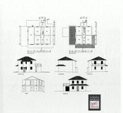 Stiava: grande casale rurale con ampio terreno subito abitabile