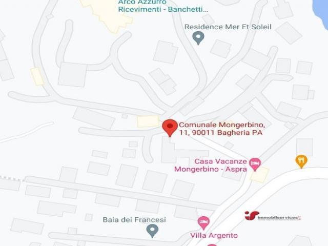 Case - Bagheria appartamento località mongerbino